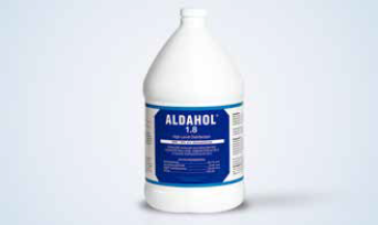 ALDAHOL 1.8: High-level disinfectant & sterilant