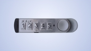 ChanlDry Drying Cabinet keyless lock